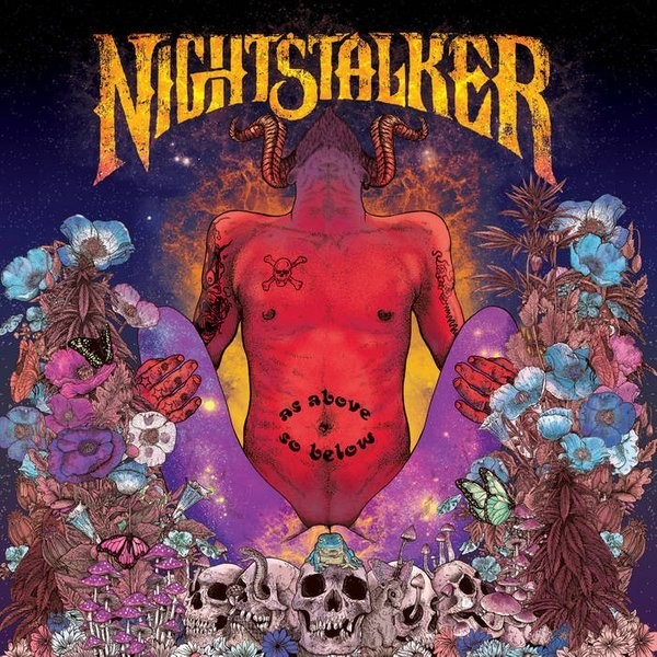 Nightstalker - As Above, So Below
