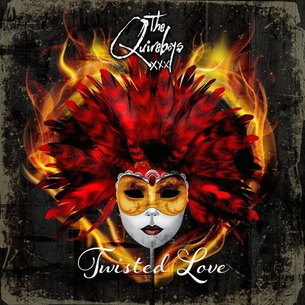 Quireboys - Twisted Love - €20.00
