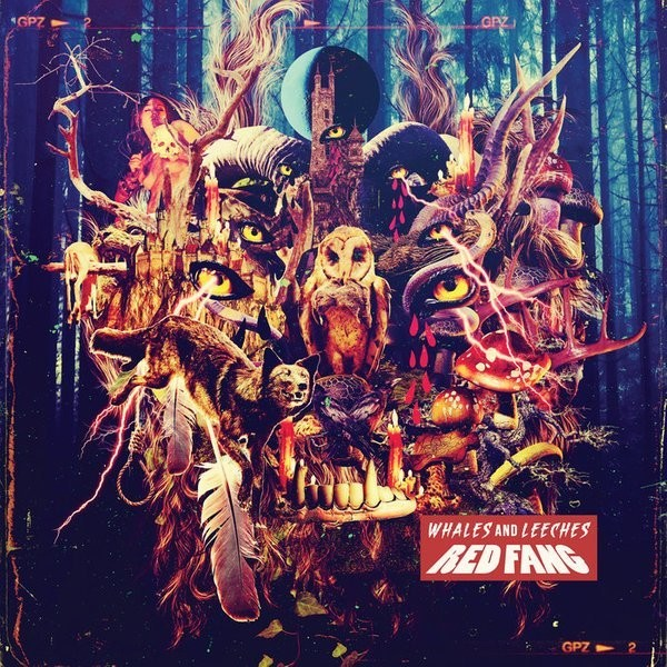 Red Fang - Whales And Leeches  - €22.50