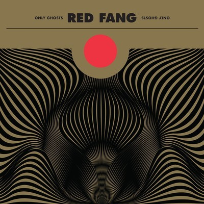 Red Fang -Only Ghosts - Color Hot Pink