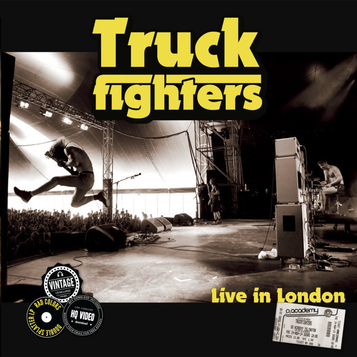 Truckfighters - Live In London -2Lp+Cd  - €27.00