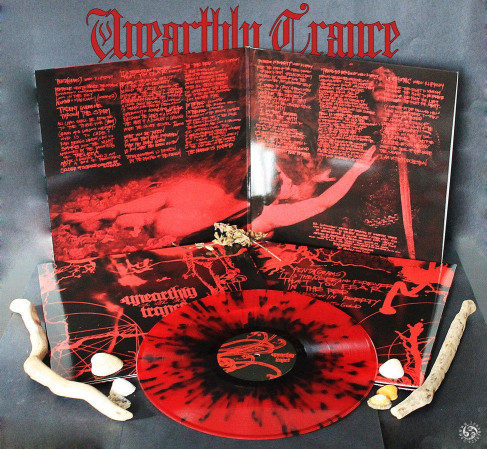 Unearthly Trance - In The Red Lp (Ltd Rojo Coleccionista) - €23.00