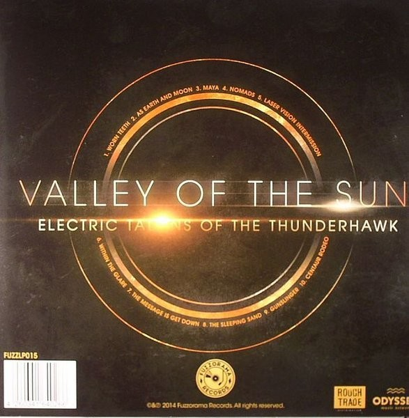 Valley Of The Sun - Electric Talons Of The Thunderhawk