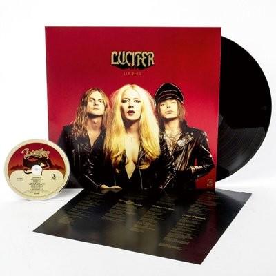 LUCIFER Lucifer II LP +CD