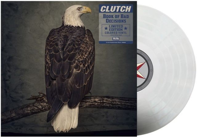 Clutch - Book Of Bad Decisions - 2LP -Color Coke Bottle- (Ed. Lim 300 copias)