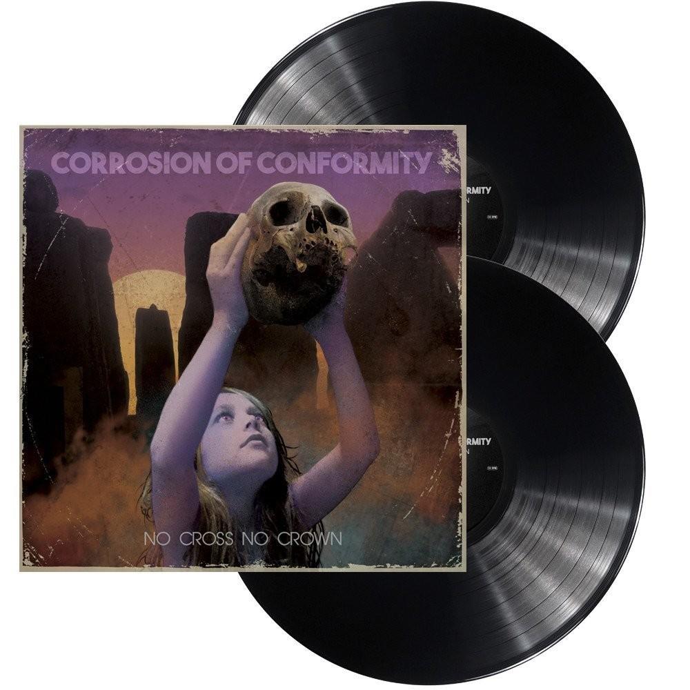CORROSION OF CONFORMITY - No cross no crown 2LP