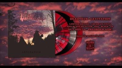 DEADNECK - Levitation (red)