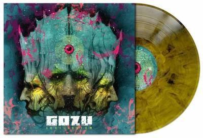 GOZU - Equilibrium (Olive/Black Marbled Vinyl - ltd. 200)