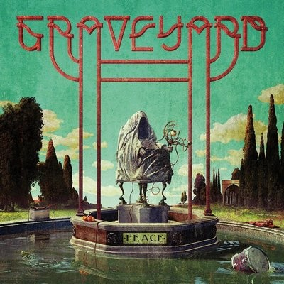GRAVEYARD - Peace - Transparente