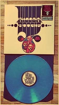 KILLER BOOGIE - ACID CREAM -- Ltd Clear Blue