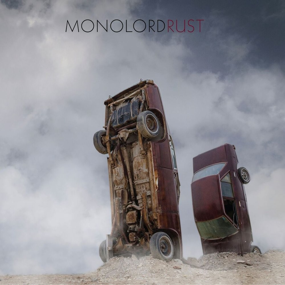 MONOLORD - RUST 2LP COLOR - 27€