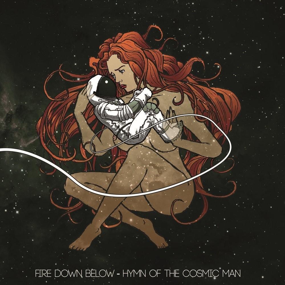 FIRE DOWN BELOW - Hymn Of The Cosmic Man LP