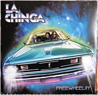LA CHINGA - FREEWHEELIN