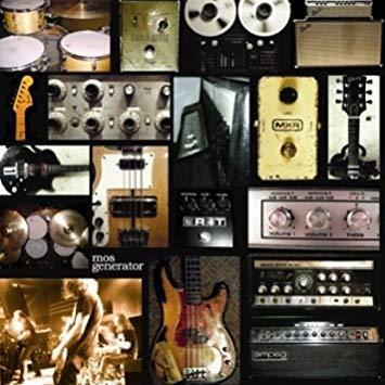 MOS GENERATOR - MOS GENERATOR - 10 ANIVER. ED. LP+CD