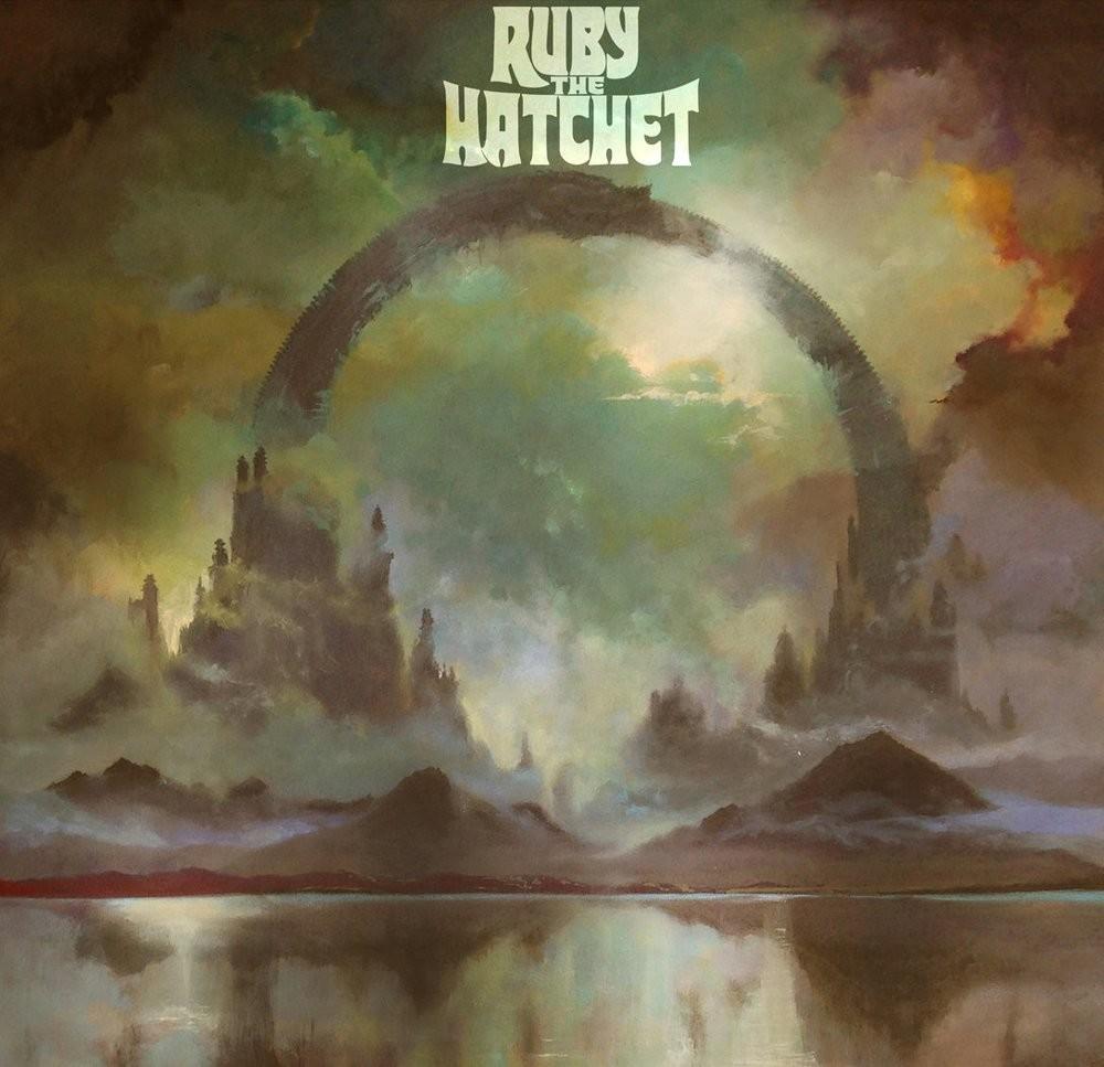 Ruby The Hatchet - Ouroboros - (Verde)