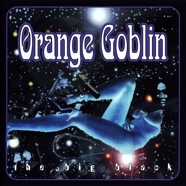 ORANGE GOBLIN - THE BIG BLACK 2LP (azul)