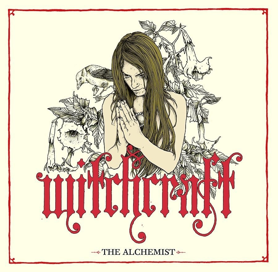 WITCHCRAFT - THE ALCHEMIST - 19 €