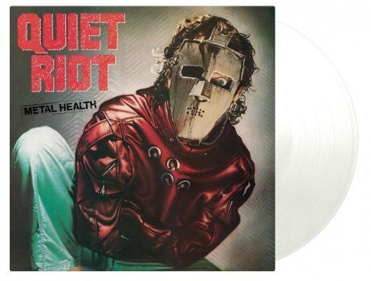 QUIET RIOT - Metal Health - 35th Anniv. Transparente