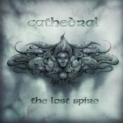 Cathedral - The Last Spire - 2LP- Azul translucido