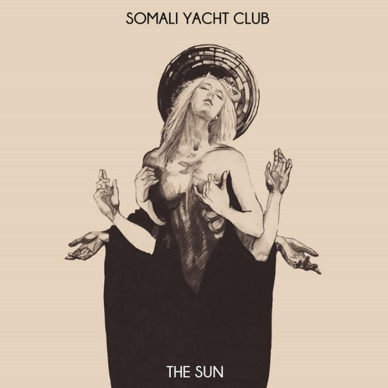 SOMALI YACHT CLUB - The Sun (clear) LP