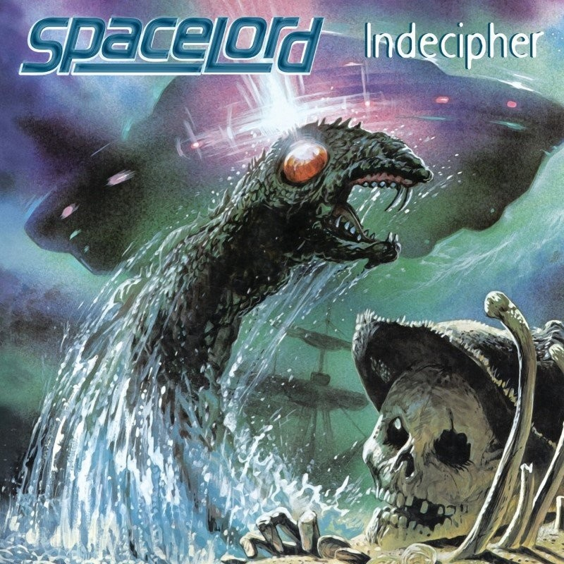 SPACELORD - Indecipher  - LP