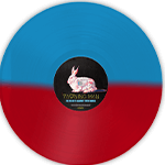 Yawning Man - The Revolt Against Tired Noises - (Half Red/Clear Blue)  - LP