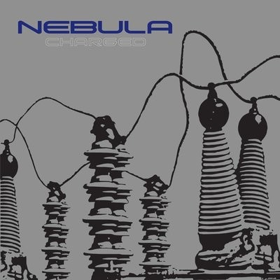 NEBULA - CHARGED - WHITE SPLATTER BLUE/BLACK/GREEN