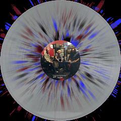 NEBULA - NEBULA - DEMOS & OUTTAKES 98-02 - GREY SPLATTER RED/BLACK/BLUE  - LP