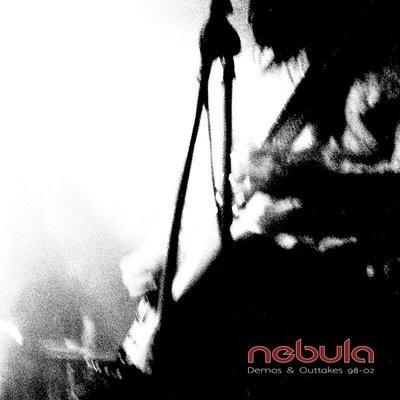 NEBULA - NEBULA - DEMOS & OUTTAKES 98-02 - GREY SPLATTER RED/BLACK/BLUE