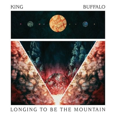 King Buffalo - Longing To Be The Mountain - Lim.Ed. Color