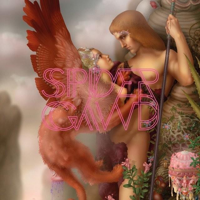 SPIDERGAWD - III - (PINK) LP+CD