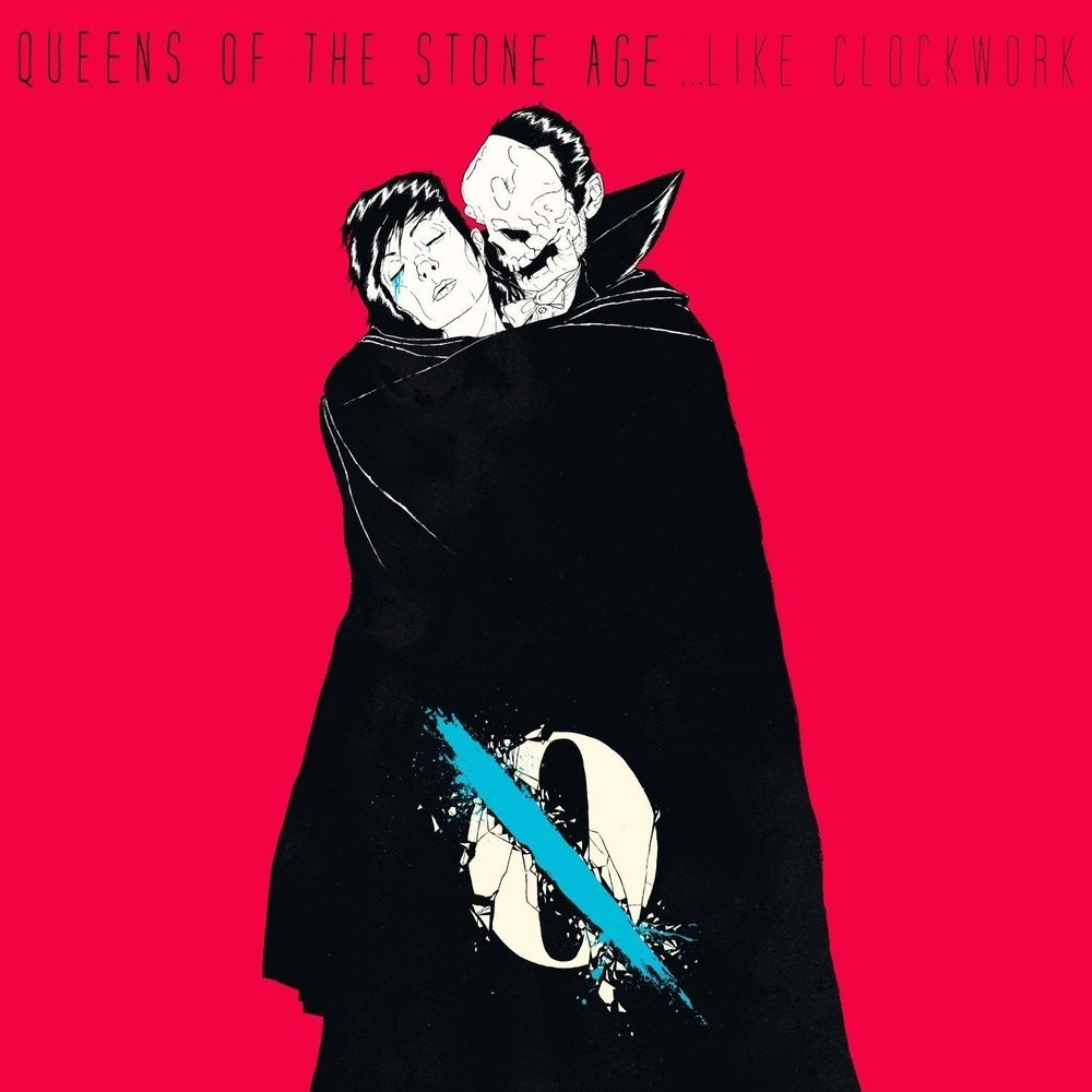 QUEENS OF STONE AGE - LIKE CLOCKWORK 2LP