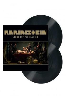 RAMMSTEIN - LIEBE IST FUR ALLE DA (2LP)