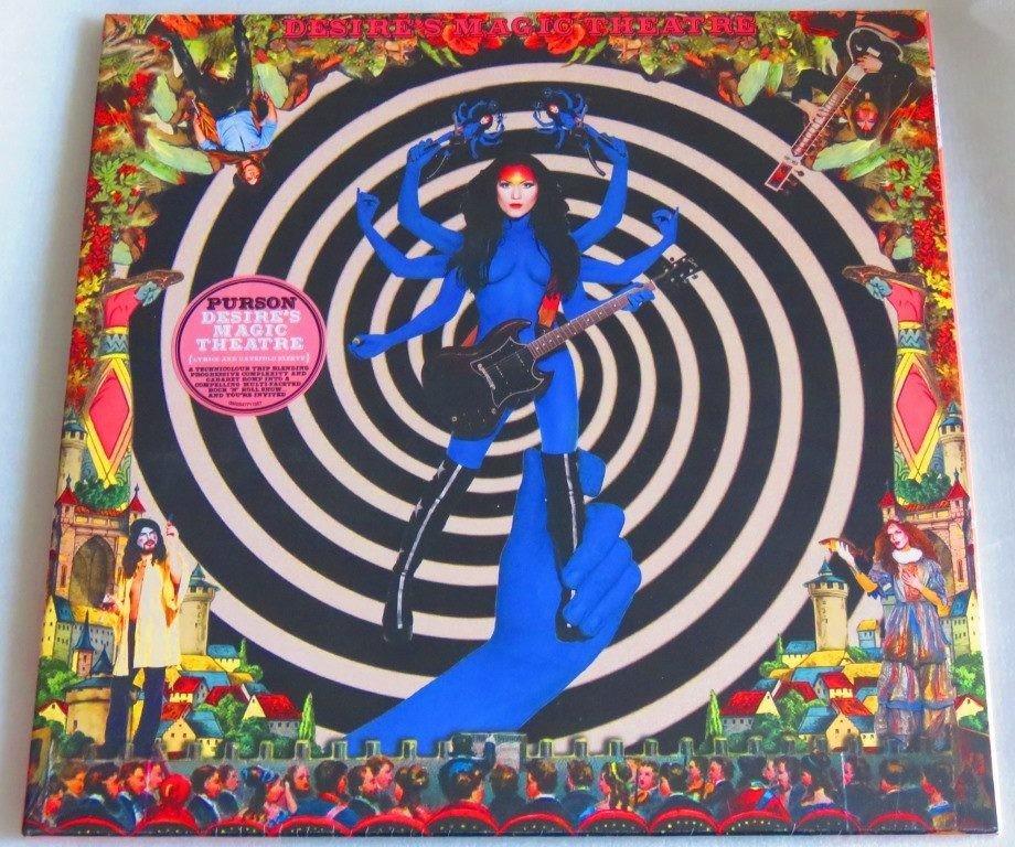 Purson - Desire's Magic Theatre