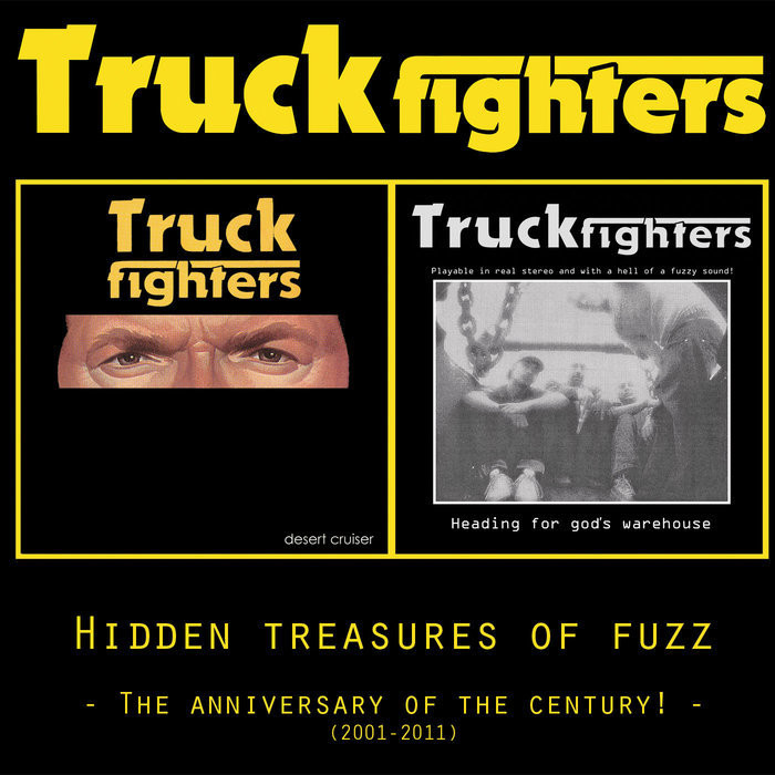 Truckfighters - Hidden Treasures of Fuzz
