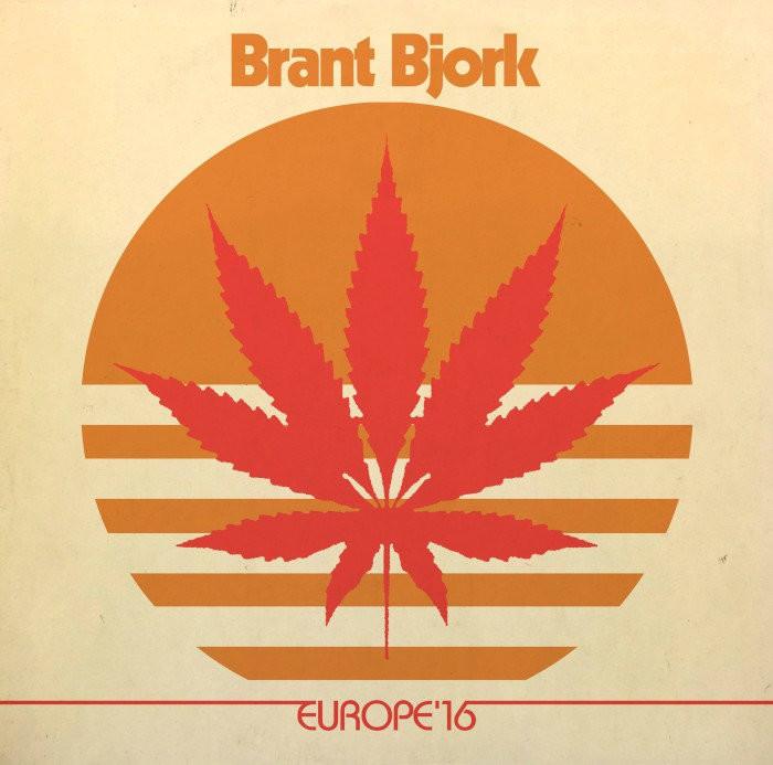 Brant Bjork, Europe 16 - 2LP