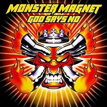 Monster Magnet - God Says No 2LP