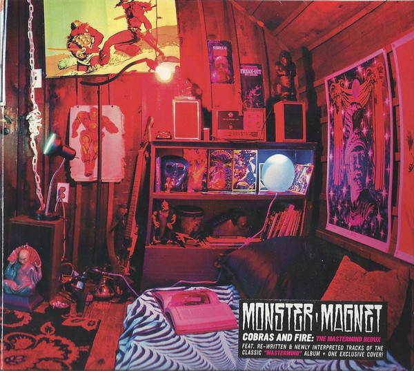 Monster Magnet - Cobras and Fire - LP