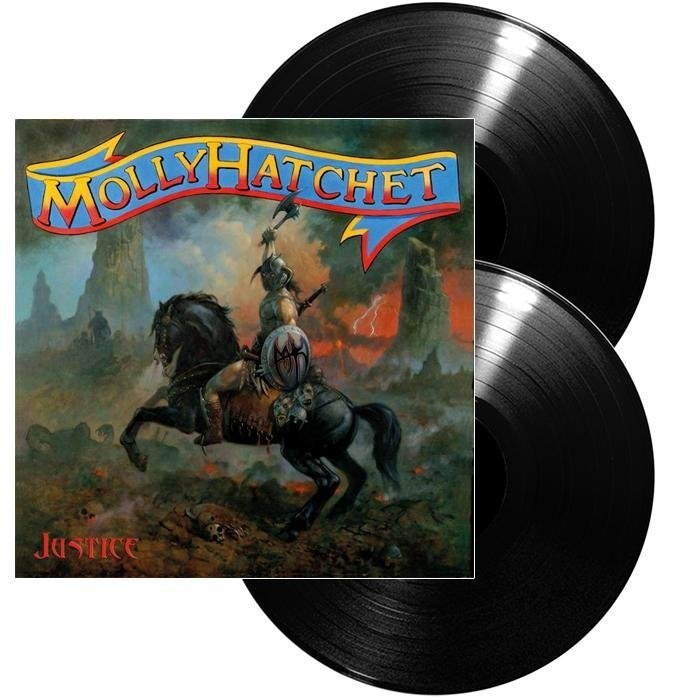 Molly Hatchet - Justice Lp - 2LP