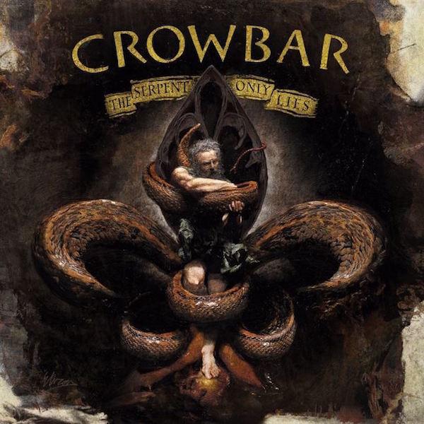 Crowbar- The Serpent Only Lies - Verde
