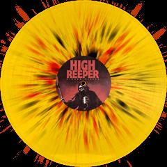 HIGH REEPER -  HIGHER REEPER - SPLATTER