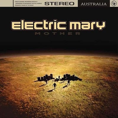 Electric Mary - MOTHER  - LP