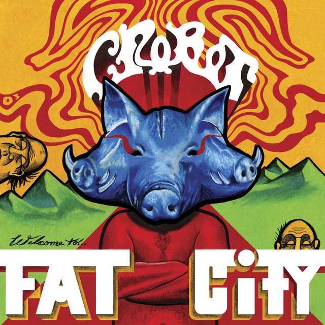 Crobot - Welcome to Fat City  - LP