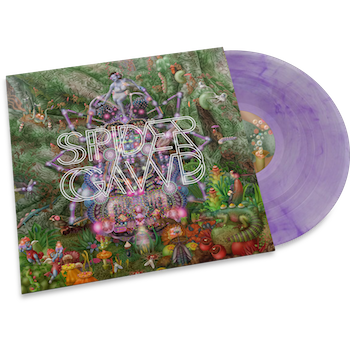 Spidergawd - V - Color Púrpura - Lp+Cd