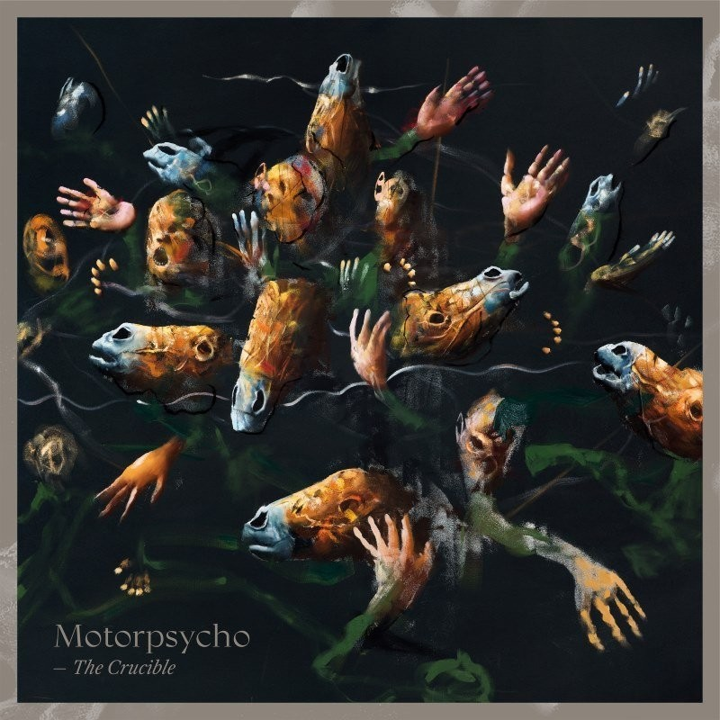 Motorpsycho - The Crucible  - LP