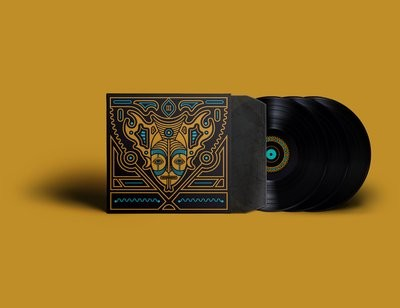 Naxatras - III - 3LP . Triple Gatefold. (RMAF Audiophile Album of the Year 2019) - Pre-Order