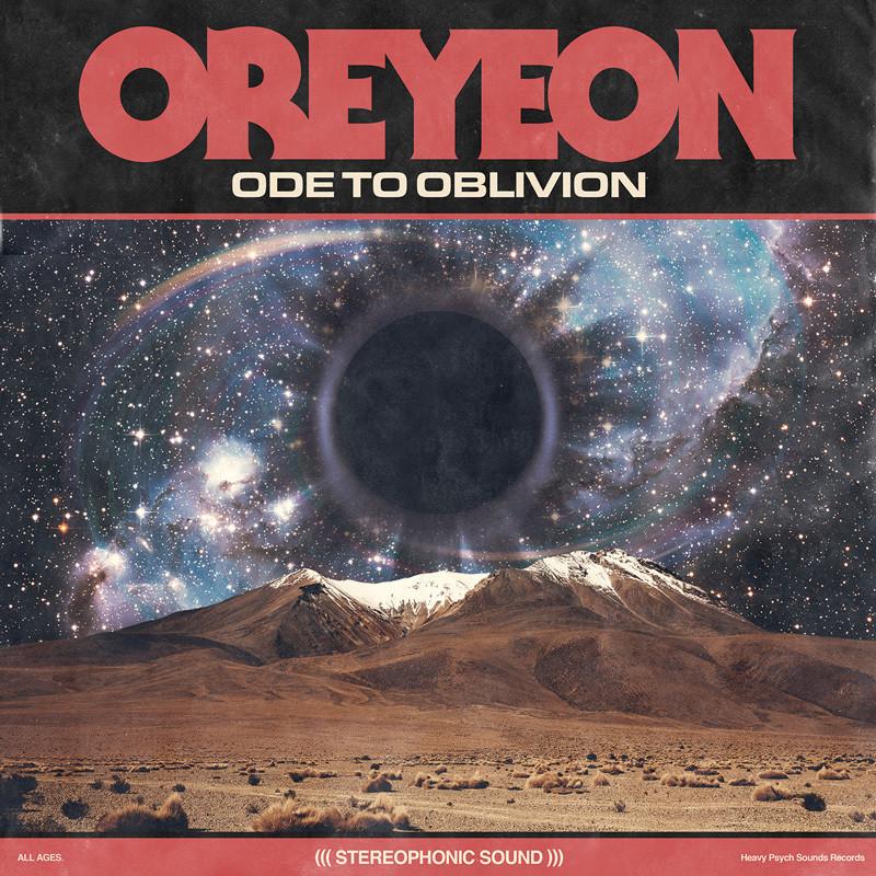 Oreyeon -  Ode To Oblivion