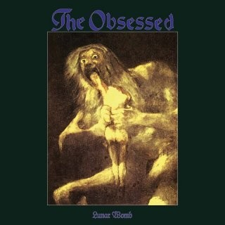 THE OBSESSED - Lunar Womb LP (PURPLE)