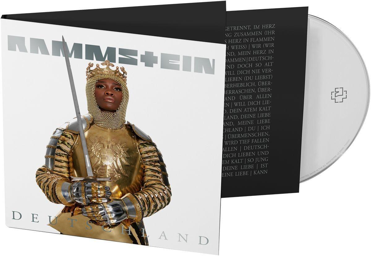 """RAMMSTEIN - DEUTSCHLAND - Single 7"""""""