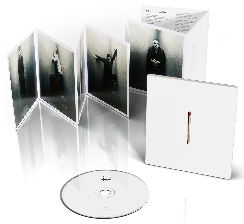 RAMMSTEIN - RAMMSTEIN (CD) - 18€